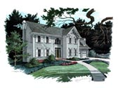 Plan Number 92301 - 2157 Square Feet