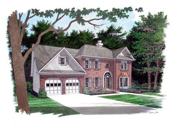 House Plan 92303