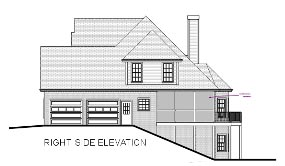 Traditional House Plan 92317
