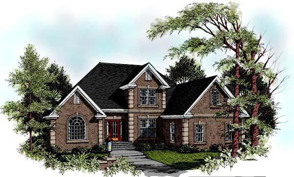 House Plan 92331