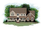 Plan Number 92335 - 3074 Square Feet
