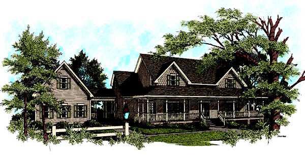 House Plan 92341