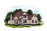 Plan Number 92343 - 3512 Square Feet