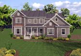 Plan Number 92348 - 2698 Square Feet