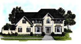 Plan Number 92350 - 2046 Square Feet