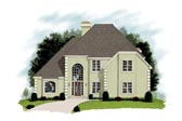 Plan Number 92366 - 3032 Square Feet