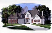 Plan Number 92403 - 3264 Square Feet