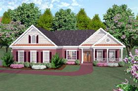 House Plan 92420
