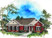 Plan Number 92434 - 1681 Square Feet