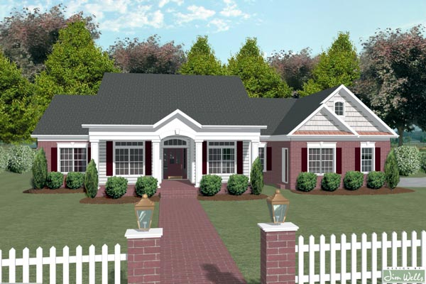 House Plan 92443