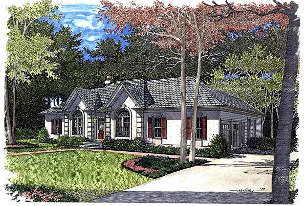House Plan 92445