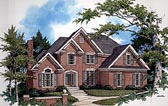 Plan Number 92452 - 2954 Square Feet