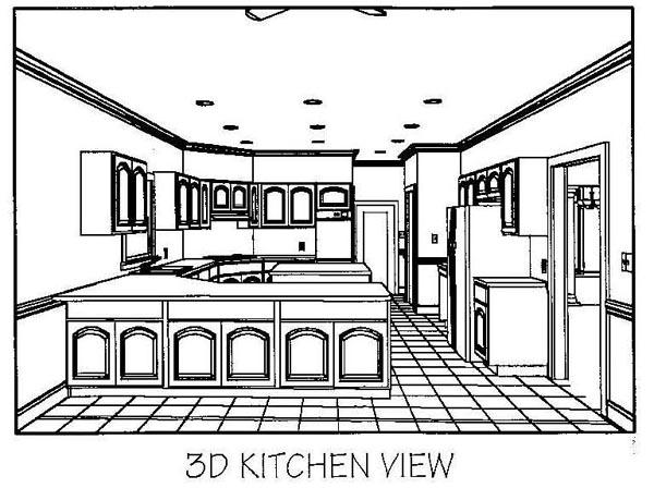European, Tudor, House Plan 92452 with 4 Beds, 4 Baths