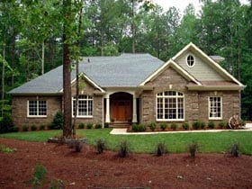 Traditional House Plan 92468 Elevation