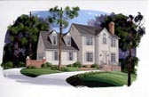 Plan Number 92490 - 1653 Square Feet