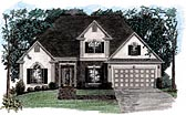 Plan Number 92497 - 1871 Square Feet