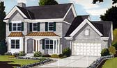 Plan Number 92607 - 2396 Square Feet