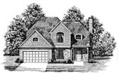 Plan Number 92611 - 2084 Square Feet