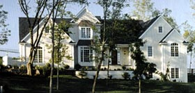 Country Traditional House Plan 92613 Elevation
