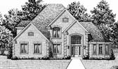 Plan Number 92614 - 3069 Square Feet