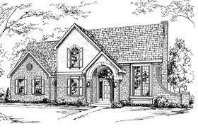 Bungalow European House Plan 92626 Elevation