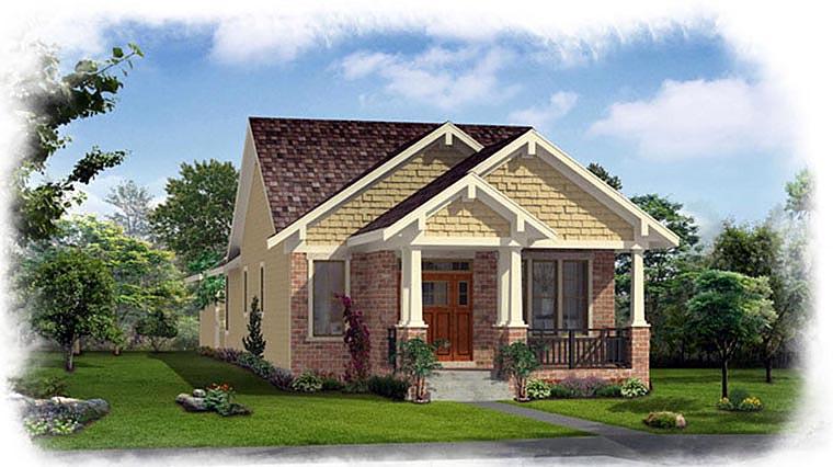 House Plan 92627