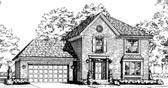 Plan Number 92635 - 1453 Square Feet