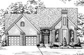 Plan Number 92641 - 1996 Square Feet
