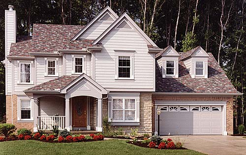 Country House Plan 92647 Elevation
