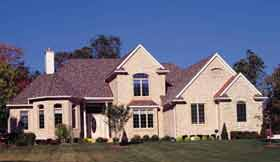 European House Plan 92651 with 4 Beds, 4 Baths, 2 Car Garage Picture 2