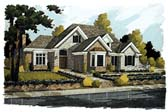 Plan Number 92661 - 2640 Square Feet