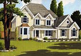 Plan Number 92681 - 2813 Square Feet