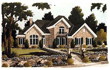 House Plan 92698