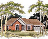 House Plan 93000