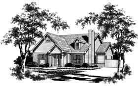 House Plan 93003