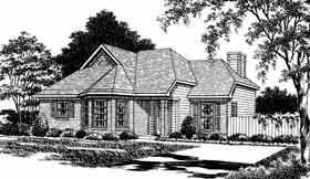 House Plan 93022