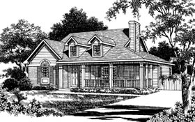 House Plan 93023