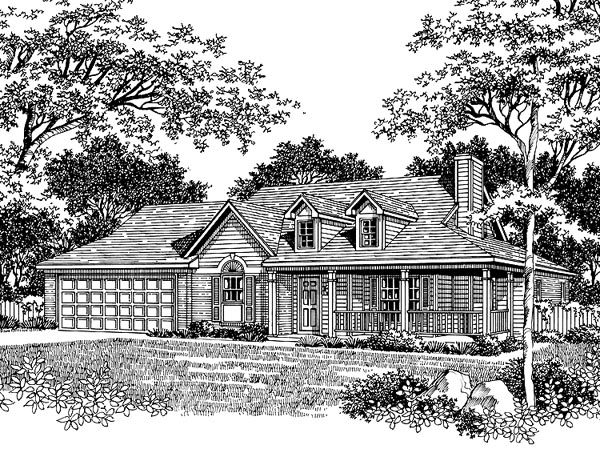 House Plan 93025