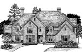 Plan Number 93037 - 5474 Square Feet