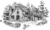 Plan Number 93044 - 3998 Square Feet