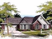 House Plan 93061