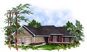 House Plan 93100