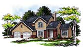 Plan Number 93101 - 1912 Square Feet