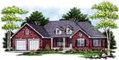 Plan Number 93103 - 2176 Square Feet
