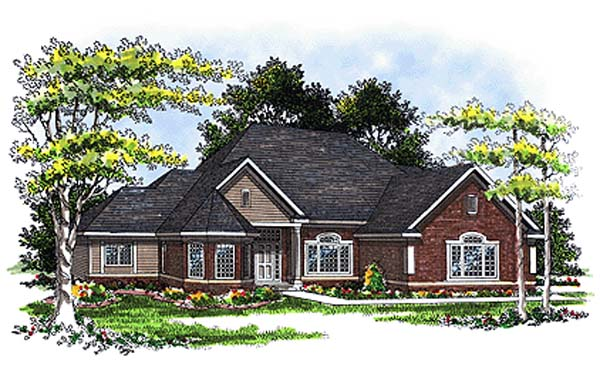 House Plan 93113