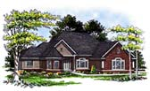 Plan Number 93113 - 2396 Square Feet
