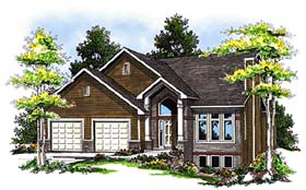 House Plan 93114 | Country Traditional Style Plan with 2450 Sq Ft, 3 Bedrooms, 3 Bathrooms, 2 Car Garage Elevation