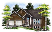 Plan Number 93114 - 2450 Square Feet
