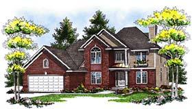House Plan 93117