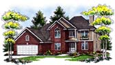 Plan Number 93117 - 2484 Square Feet